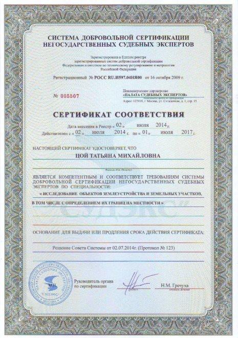 sertifikat coy01 465x658 - ДИПЛОМЫ и СВИДЕТЕЛЬСТВА